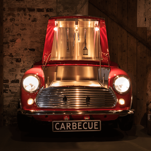 mini cooper carbecue 1