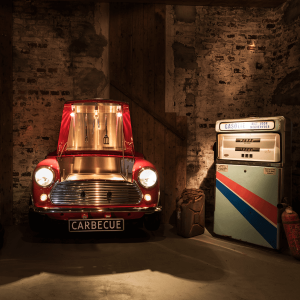 mini cooper carbecue 6